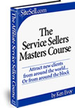 Service Sellers Masters Course free ebook