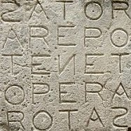 palindrome in Latin