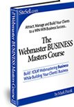 webmaster business course - free ebook